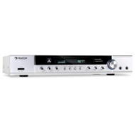 Auna AMP-2540-S 5-Channel Home Cinema Hifi Amplifier 400W