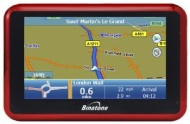 Binatone G430 Widescreen Satellite Navigation with UK and ROI Mapping