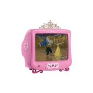"""Disney Princess International (P1310ATV) 13"""" TV"""