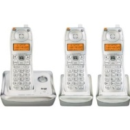 GE Cordless Telephone With Call Waiting/Caller ID - 3 Handsets