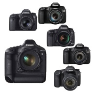 How to Choose Your Next EOS Camera: Part Two