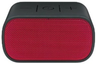 Logitech UE 984-000295 Mobile Boombox Bluetooth Speaker and Speakerphone (Red Grill/Black) [Bulk Packaging]
