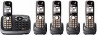 Panasonic KX-TG6545B Basic Phone