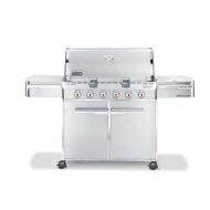 Weber Summit S-620 Lp Gas Grill