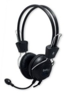 Connectland CL-CM-5023 Stereo Headset with Microphone for Multimedia, Gaming, Internet and IP Phone Application