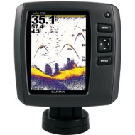 Garmin ECHO550C 5 In. Hi-Res Color Dual Beam Fresh/Saltwater Fishfinder