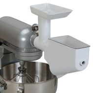 KitchenAid Strainer and Grinder Attachment