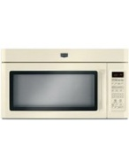 Maytag MMV5208WQ Bisque Microwave-Range Hood Combination