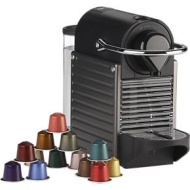 Nespresso® Pixie Electric Titan Espresso Machine