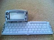 Nokia Wireless Keyboard, SU