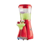 Nostalgia Electrics MSB64 64–Ounce Margarita & Slush Maker, Red