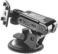 Somikon MDV-2700.HD DVR-HD-Cockpitkamera mit Navihalterung und micro-SDHC Kartenslot