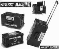Steepletone MP3 Street Machine - Karaoke - MP3 boombox - As shown on the Gadget Show