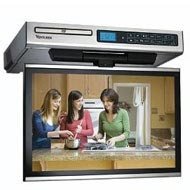 "Venturer Under Cabinet 15"" LCD TV/DVD Player"