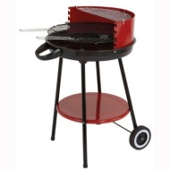 ASDA 52cm Round Trolley Barbecue