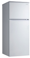 Danby DFF1144W 11cu. ft. Refrigerator with Freezer