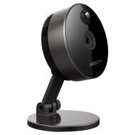 Lot de 3 caméras IP intérieures Foscam C1, 1,0 MP, fonction P2P, 720P, grand angle 115°, WIFI, Sauvegarde Cloud, Slot SD, détection de mouvement PIR