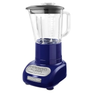 Cobalt KitchenAid 5-Speed Blender with Glass Blender Jar, KSB565