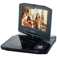 Memorex 8 portable DVD player