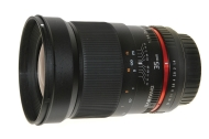 Samyang 35mm f/1.4 Wide-Angle US UMC Aspherical Lens for Canon