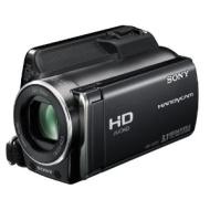 Sony HDR-XR155EB Full HD Camcorder (120 GB Festplatte, 25 fach optischer Zoom, 6,9 cm (2,7 Zoll) Display, EXMOR R Sensor, Touchscreen) schwarz