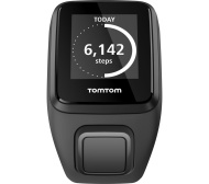 TOMTOM Spark 3 Cardio GPS Fitness Watch - Black, Small