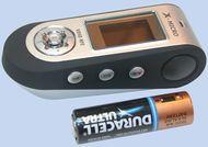 X-Micro Video MP3