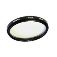 55mm 8 Point Star Light Flare Cross Filter 8-pointed