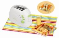 Kalorik Sunny Morning 2-Slice Toaster