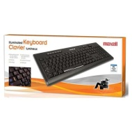 Maxell Illuminated USB Keyboard