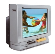 "Panasonic 27"" TV/VCR/DVD Combo"