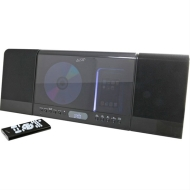 iLive IH319B Executive Home Music System with Dock for iPod