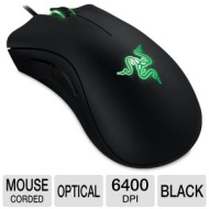 Deathadder 2013 Essential Ergonomic Gaming Mouse Rz01-00840100-r3u1