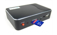 FREEVIEW RECEIVER & RECORDER SET TOP BOX Digital TV Tuner, Media Player, Records onto SD CARD or USB MEMORY, digi box by Digi-fun®