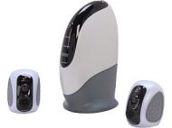 NETGEAR VZSM2700100NAS - VueZone 2-Camera Wireless Motion-Detection System