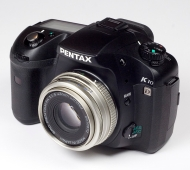 Pentax smc FA 43 mm f/1.9 Limited