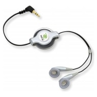Retractable Hi-Fi Earphone
