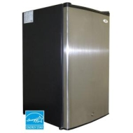 SPT UF-311S 3.1 cu. ft. Upright Freezer (Stainless) UF311S