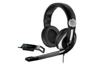 Sennheiser PC 333 D - Micro-auriculares circumaurales de tipo diadema circumaural estéreo para gamers con 7.1 Surruond Sound