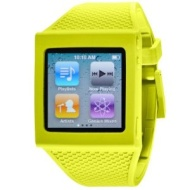 HEX watch band for iPod nano 6G - ブラック