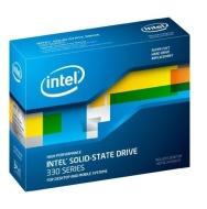 Intel Serie 330 60GB externe SSD-Festplatte (6,4 cm (2,5 Zoll), SATA II)