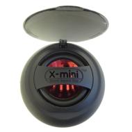 X-Mini v1.1 Mini Capsule Speaker with Buddy Jack - Black