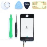 iphone 3GS Replacement Battery Kit, 6 Piece Tool Kit, Zeetron Microfiber Cloth and Screen Protector