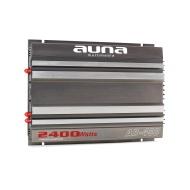 Auna Amplificatore finale auto Hi-Fi car (4 x 90 Watt Rms, 4/2/1 canali, ponticellabile)