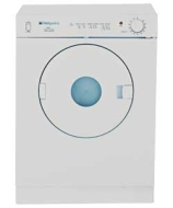 Hotpoint V3D01P Vented Tumble Dryer, White