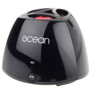 Ocean Mini Bluetooth Travel Speaker With a Wireless Range of 10m and Rechargeable Battery.
