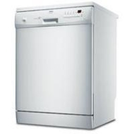 Zanussi Electrolux ZDF511 - Dish washer - 60 cm - freestanding - white