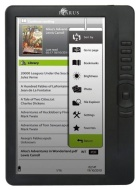 Icarus Omnia M701BK E-Reader 17.8 cm / 7 Inch LCD with Rockchip / 4 GB RAM / Black