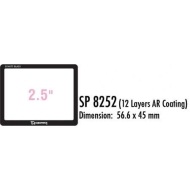 Giottos Aegis 56.6 x 45.0mm Professional Glass LCD Screen Protector, 12 Layers of Multi-Coatings Each Side.