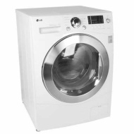 LG 2.3 Cu. Ft. Capacity Washer/Dryer Combo